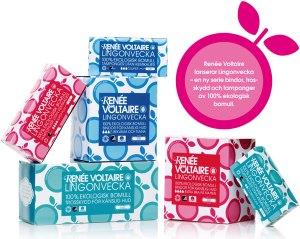 Lingonvecka är det söta namnet på Renée Voltaires nya, oätliga produkter.
