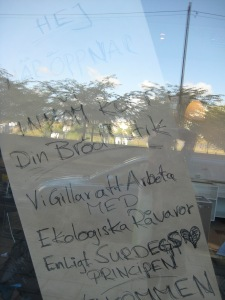 Rosendahl, Görvälns, Fine food, middag, råchoklad 031