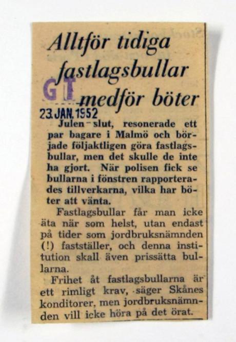 tidningsklipp